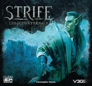 Strife Box Cover