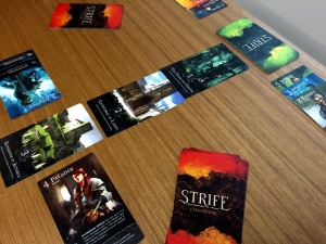 Strife How To Play