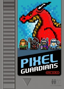 Pixel Guardains Box