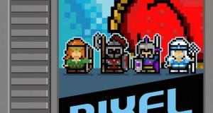 Pixel Guardains Box