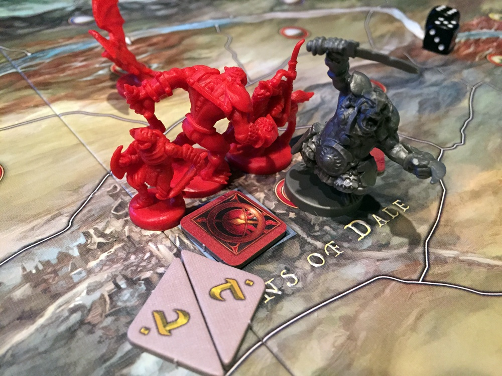 Battle of Five Armies Combat