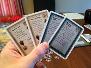 Battle of Five Armies Cards