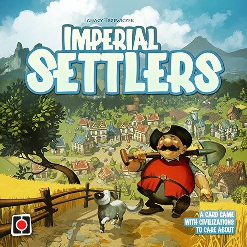 imperial settlers review board game quest