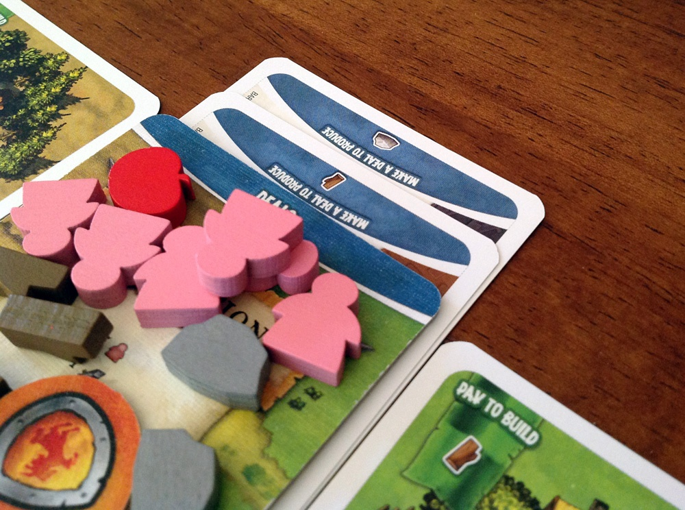 Imperial Settlers Game Experience
