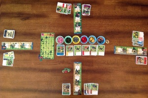 Imperial Settlers Game Play