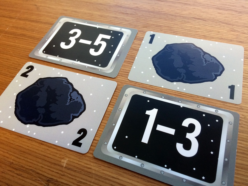Meteor Cards