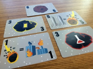 Meteor Special Cards