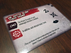 Shadowrun: Crossfire Card