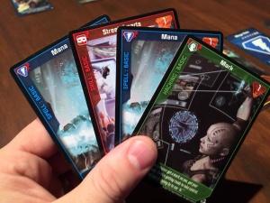 Shadowrun: Crossfire Components