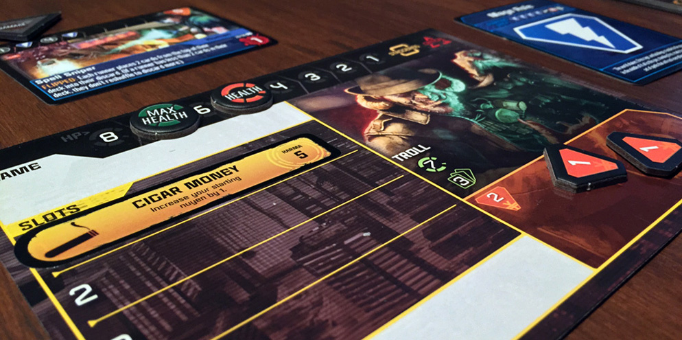 Shadowrun: Crossfire Review | Board Game Quest