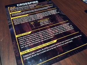 Shadowrun: Crossfire Mission