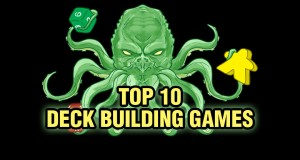 Top 10 Deck Building Games