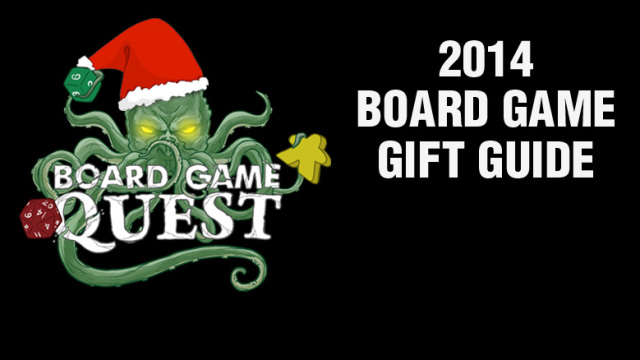2014 Board Game Gift Guide