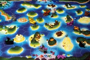 Black Fleet Game Board