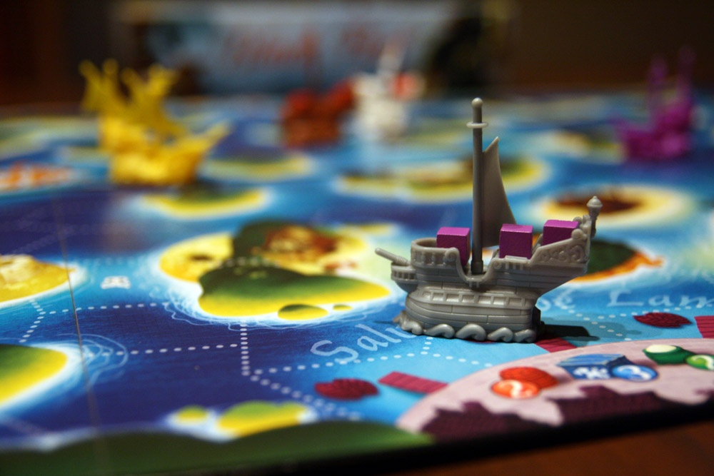 Black Fleet Game Experience