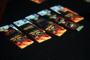 DragonFlame Loot Cards
