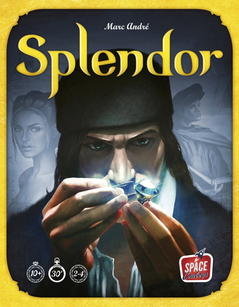 Splendor Review | Board Game Quest image