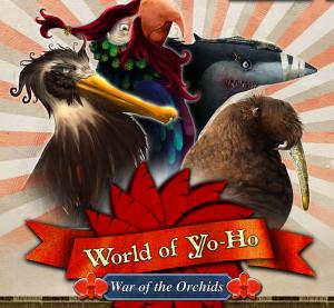 World of Yo-Ho