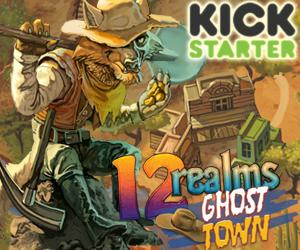 12 Realms Kickstarter