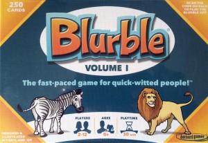 Blurble Game