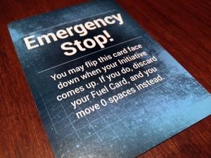 Gravwell Emergency Stop