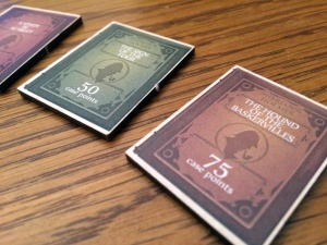 I Say, Holmes Case Tokens