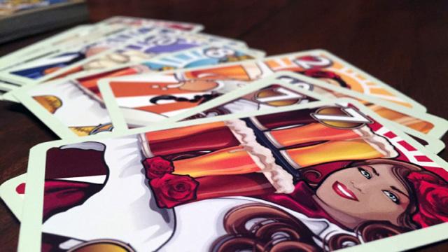 Pairs Card Game