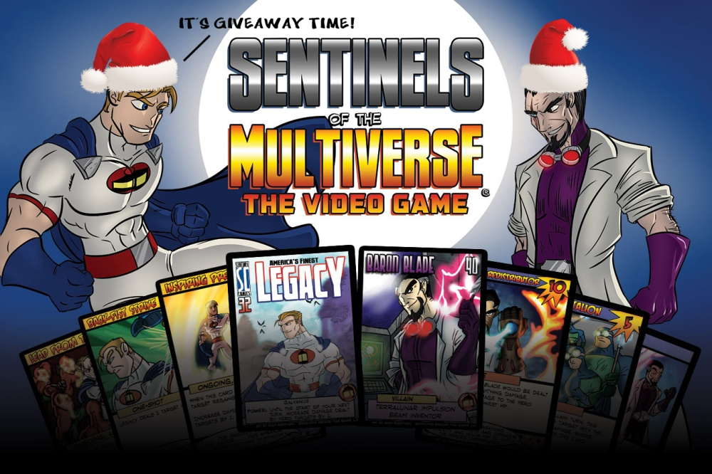 Sentinels of the Multiverse Giveaway