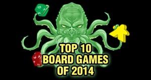 Top Ten Games of 2014