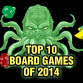 Top Ten Games of 2014