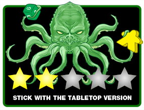 iOS 2 Star Review