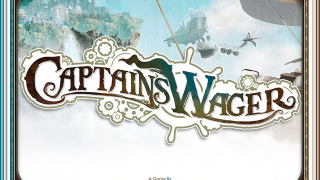 Captain's Wager Kickstarter