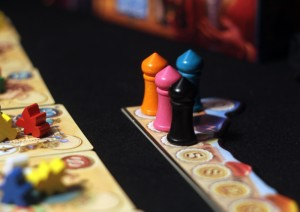 Five Tribes Componets