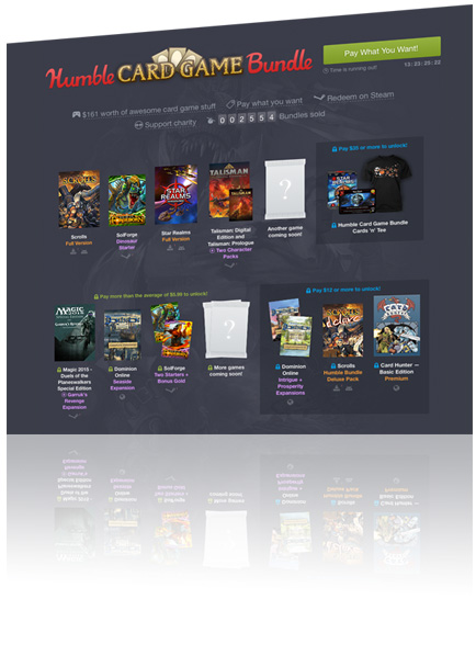 Humble Bundle Card Games