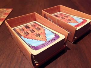 Bruges Card Trays