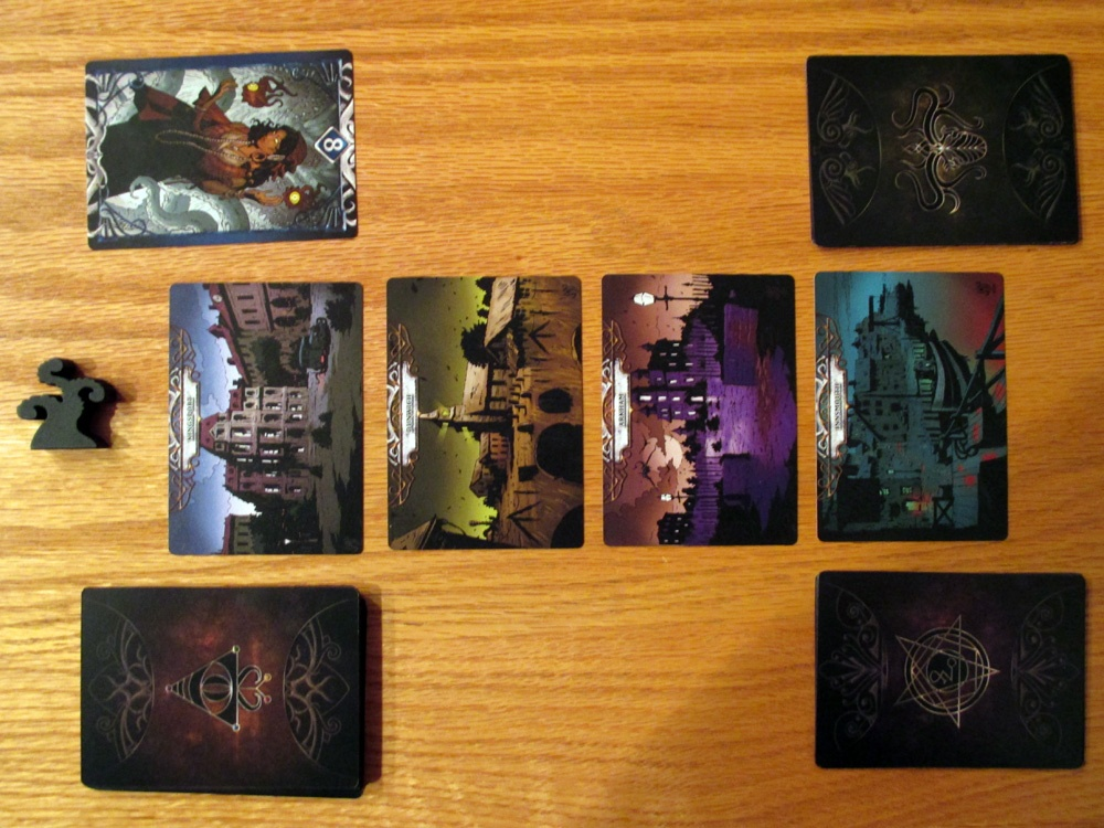 Rise of Cthulhu Game Experience