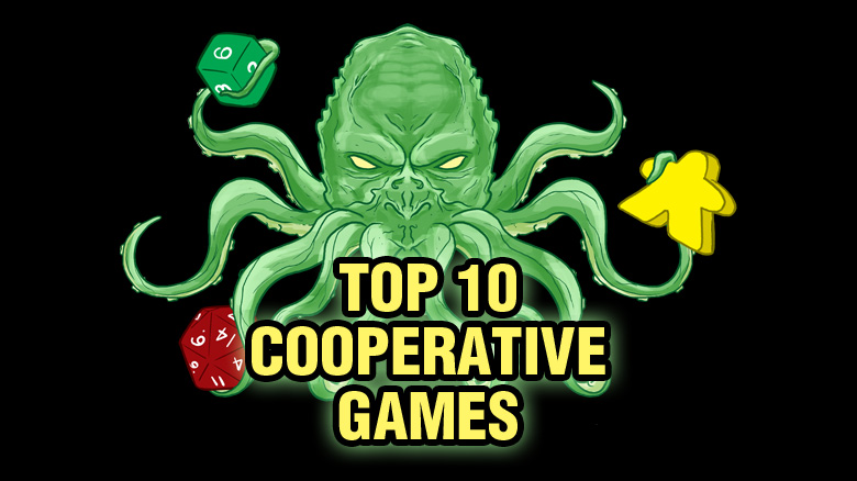 Top 10 Cooperative Games