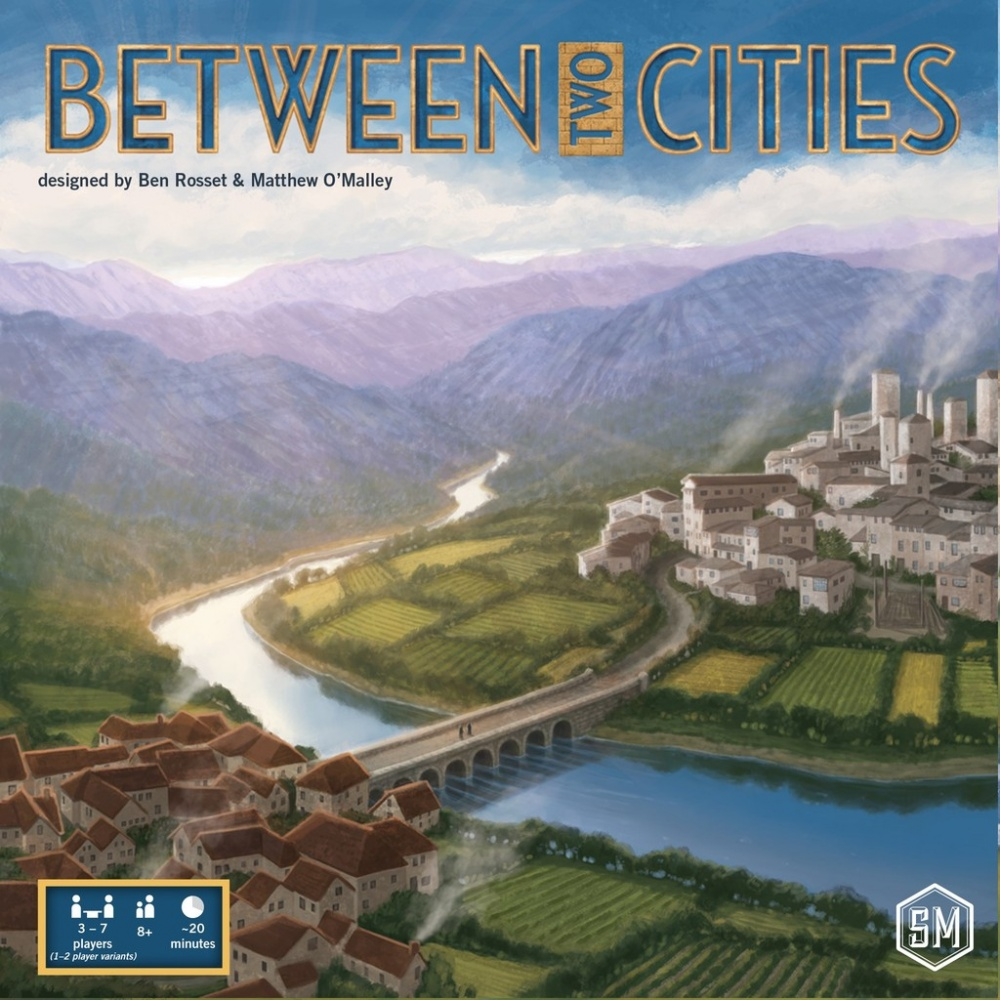 Between Two Cities Review | Board Game Quest image