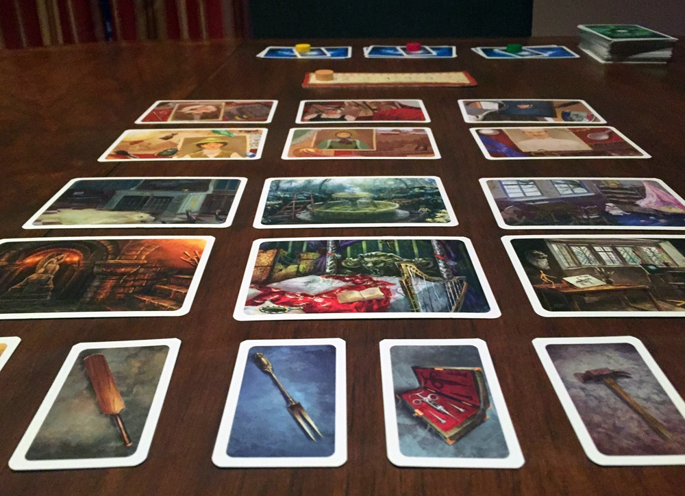 Mysterium Game Experience