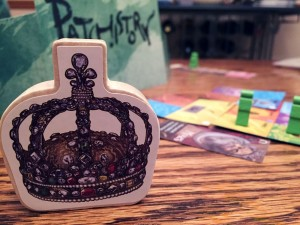 Patchistory Crown