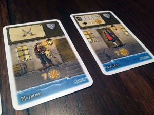 Port Royal Person Cards