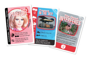 Thunderbirds Cards