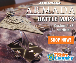 Star Wars Armada Playmat