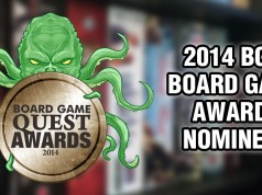 Board Game Quest Awards