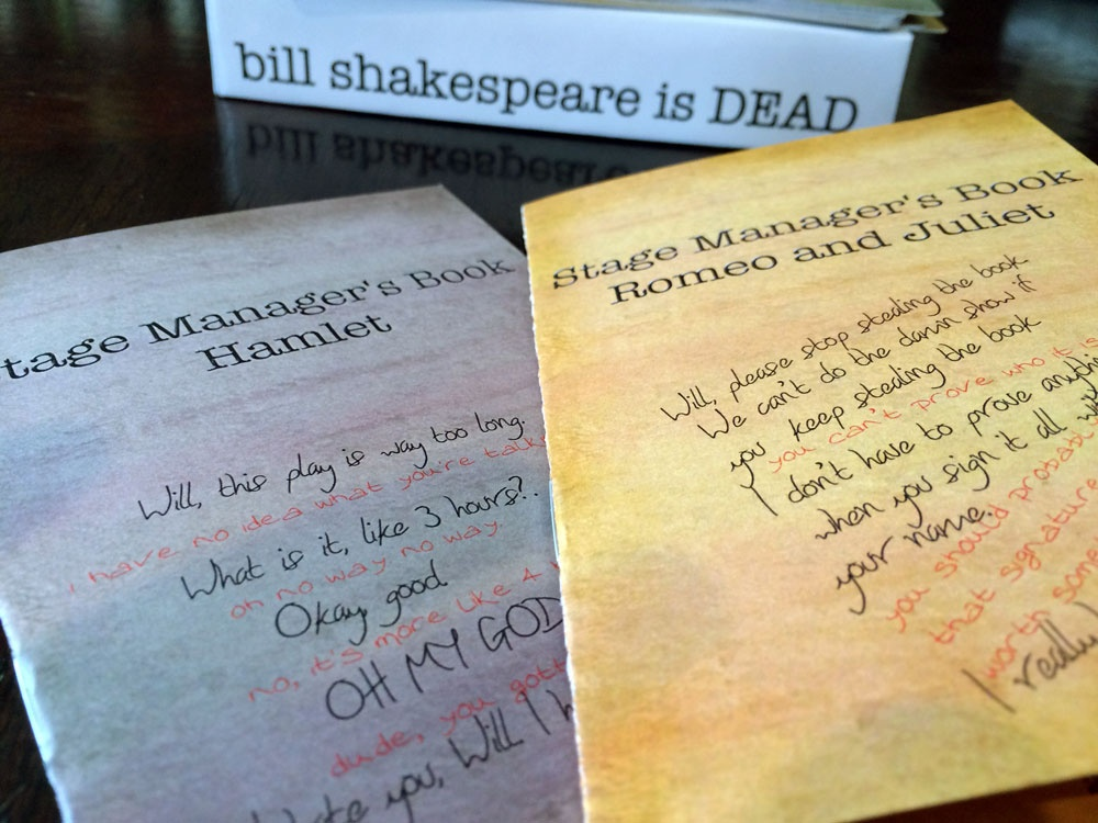 Bill Shakespeare is Dead