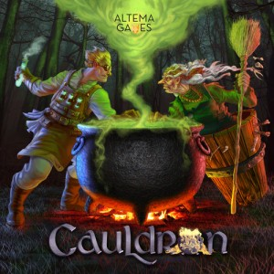 Cauldron Preview