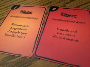 Cauldron Spell Cards