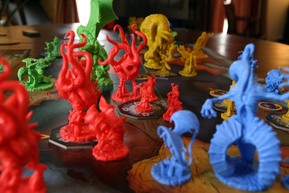 Cthulhu Wars Factions