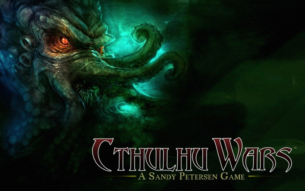 Cthulhu Wars Review | Board Game Quest image