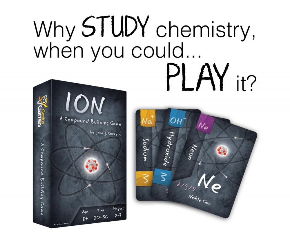 Ion Kickstarter